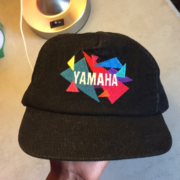 26c0fe6d5fbe6 Vintage Yamaha Hat. M 5b676630819e908840f0c262. Other Accessories ...